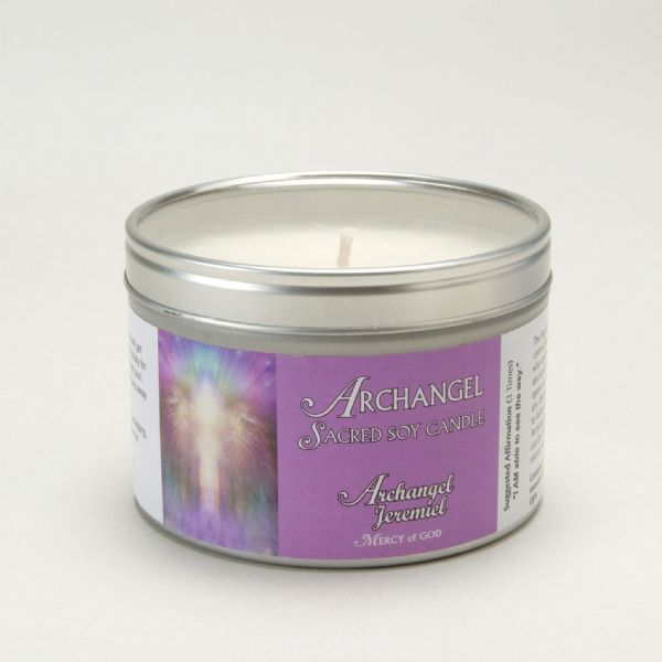 Archangel Jeremiel Candle